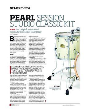 Pearl Session Studio Classic Kit