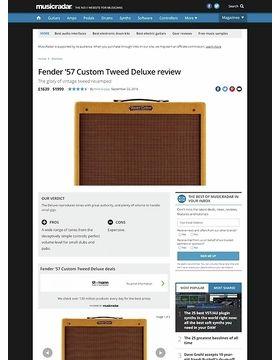 Fender '57 Custom Deluxe