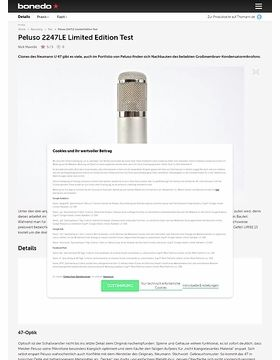 Peluso 2247LE Limited Edition