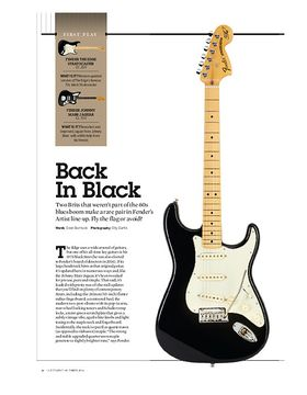 Fender The Edge Stratocaster