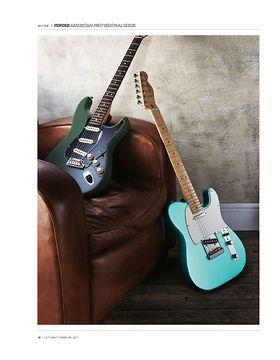 Fender American Professional Stratocaster HSS Shawbucker