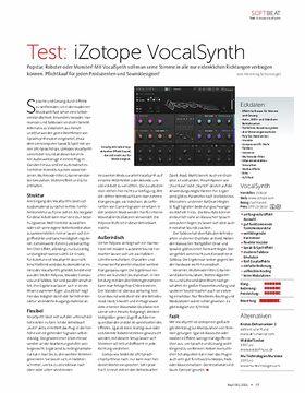 iZotope VocalSynth
