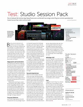 Studio Session Pack