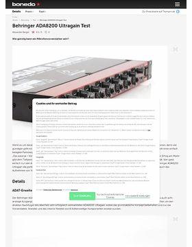 ADA8200 Ultragain