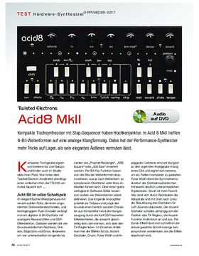 Twisted Electrons Acid8 MkII