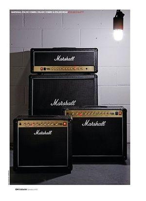 Guitarist Marshall DSL15C