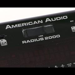 American Audio RADIUS 2000 DJ Controller