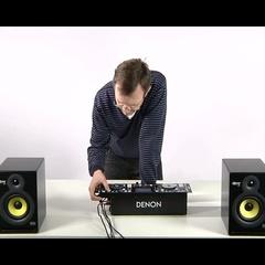 Denon DN-HD2500 Media Player