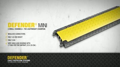 Adam Hall 85200 Defender Mini