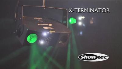 Showtec X-Terminator 3-in-1