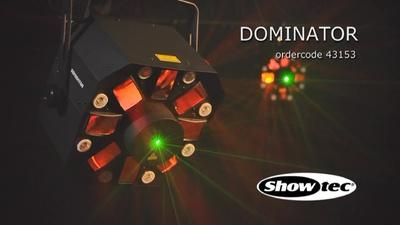 Showtec Dominator 3-in-1