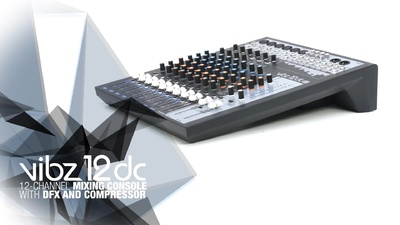 LD Systems VIBZ 12 DC