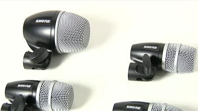 Shure Drum Mikrofonsets