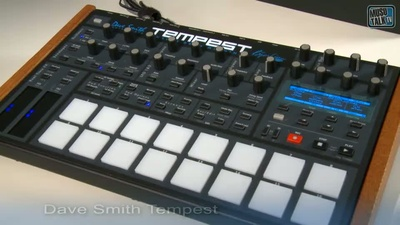 Dave Smith Tempest - MusoTalk.TV